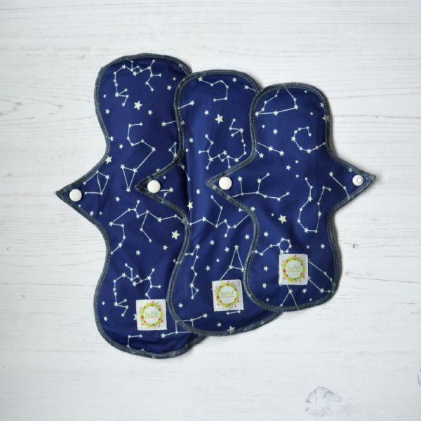 Constellations - Try me Pack! Bamboo Charcoal Top